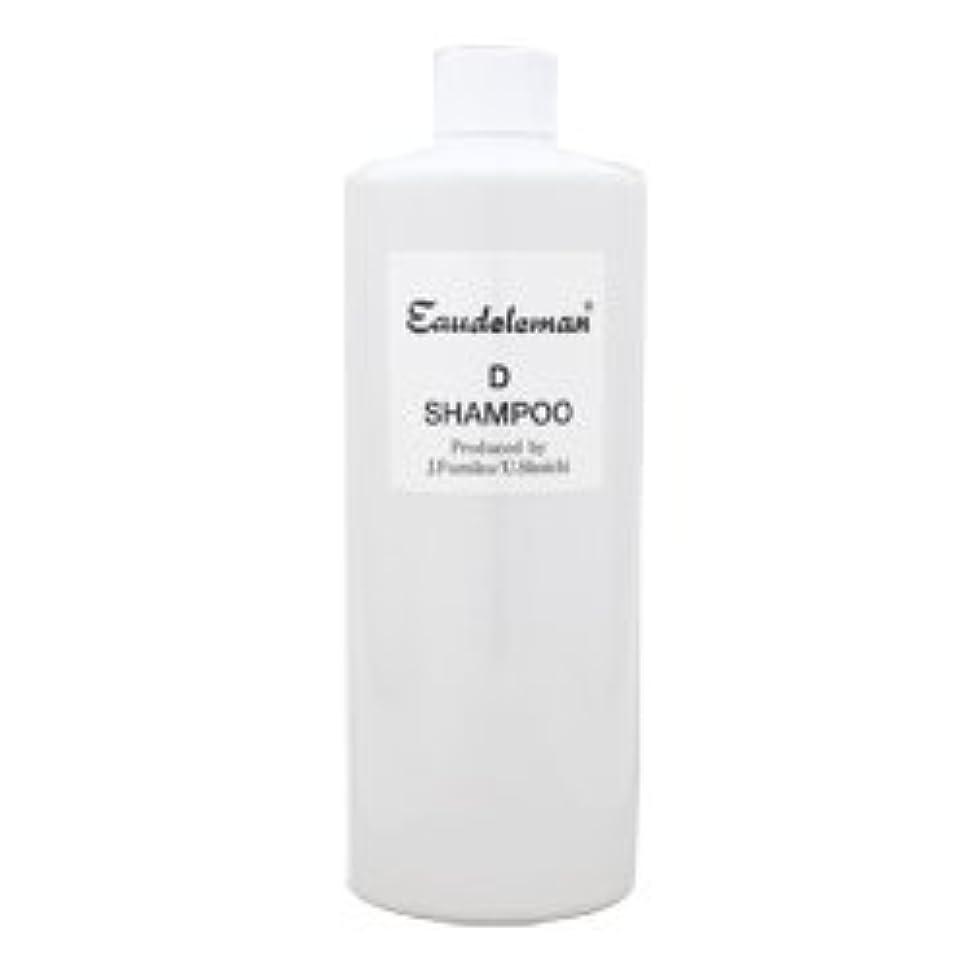順応性のあるのり不規則性オードレマン オードレマンDシャンプー500ml(医薬部外品)