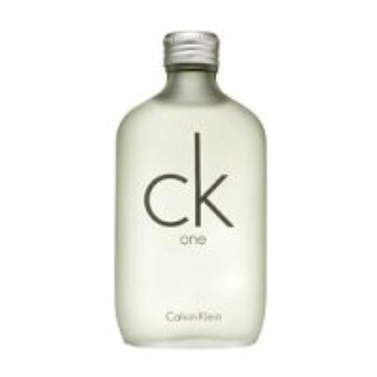 意気消沈した緯度完了カルバンクライン(Calvin Klein) シーケーワン(CK ONE) ET200ml SP[並行輸入品]