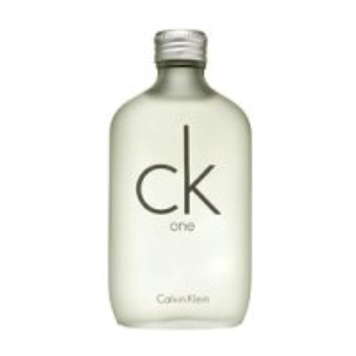 カルバンクライン(Calvin Klein) シーケーワン(CK ONE) ET200ml SP[並行輸入品]
