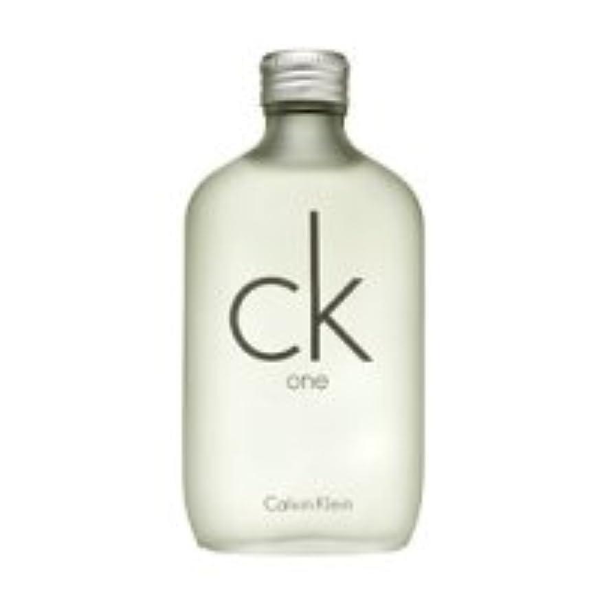 マルコポーロ雄弁家条件付きカルバンクライン(Calvin Klein) シーケーワン(CK ONE) ET200ml SP[並行輸入品]