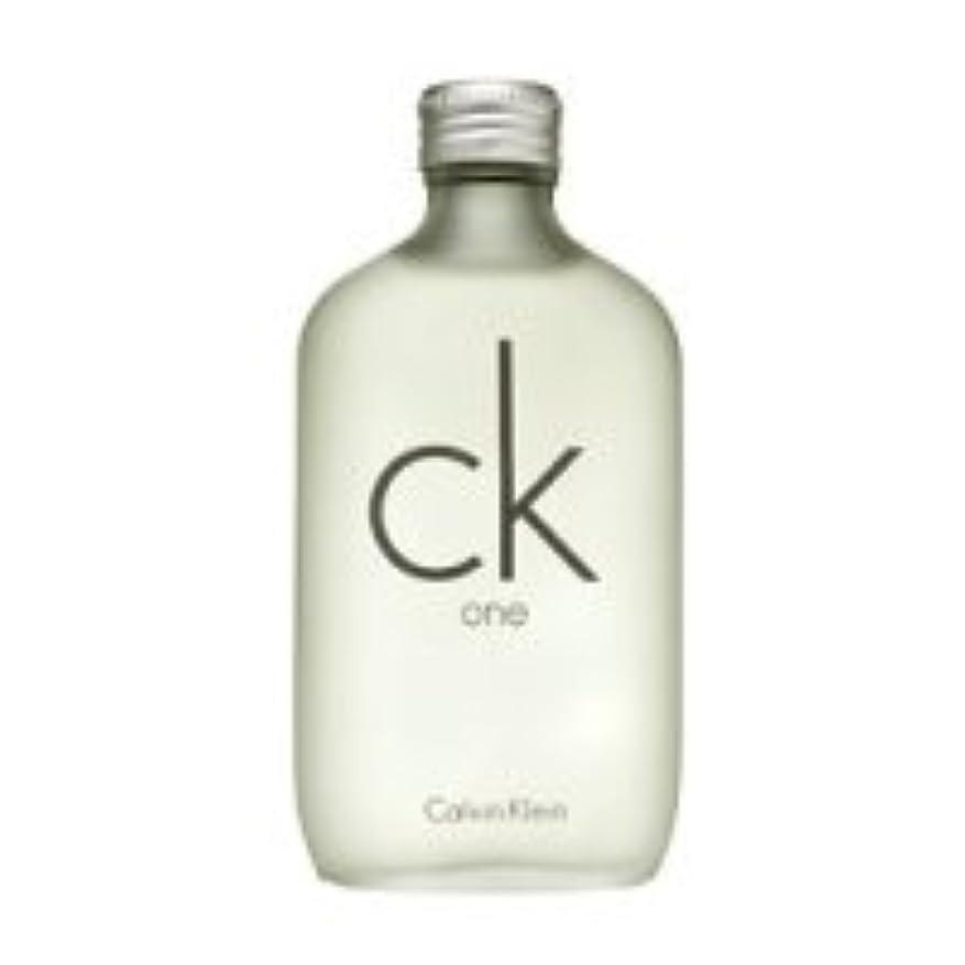 ブルーベル自然公園消費するカルバンクライン(Calvin Klein) シーケーワン(CK ONE) ET200ml SP[並行輸入品]
