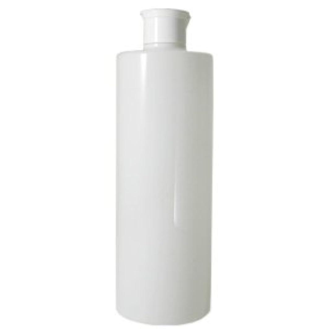 ドック狂う関係ワンタッチキャップ 乳白半透明容器 500ml