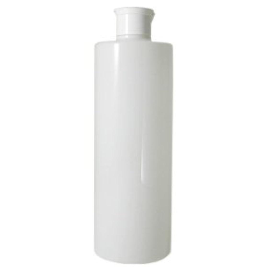 拒否愛情深い韓国ワンタッチキャップ 乳白半透明容器 500ml