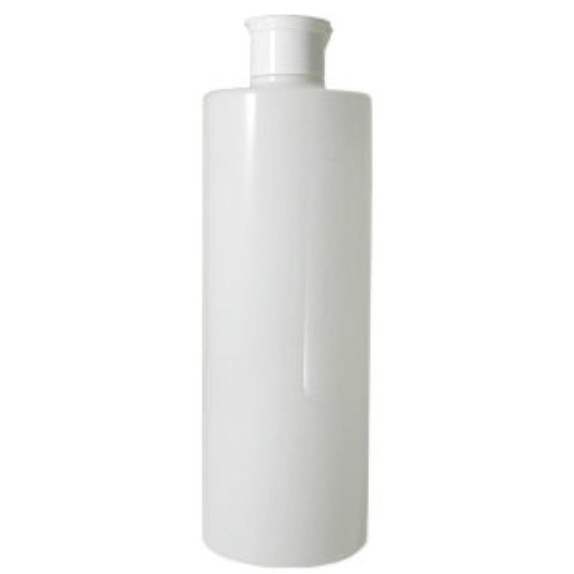 固体嫉妬スペアワンタッチキャップ 乳白半透明容器 500ml