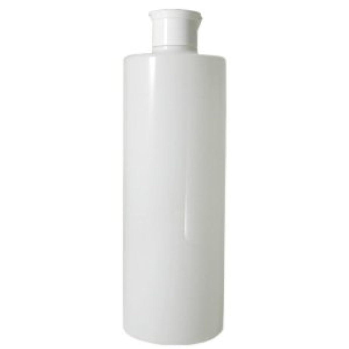 ワーディアンケース類人猿むしゃむしゃワンタッチキャップ 乳白半透明容器 500ml