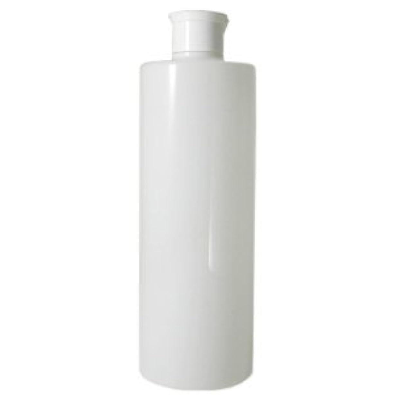 画家印をつける良性ワンタッチキャップ 乳白半透明容器 500ml