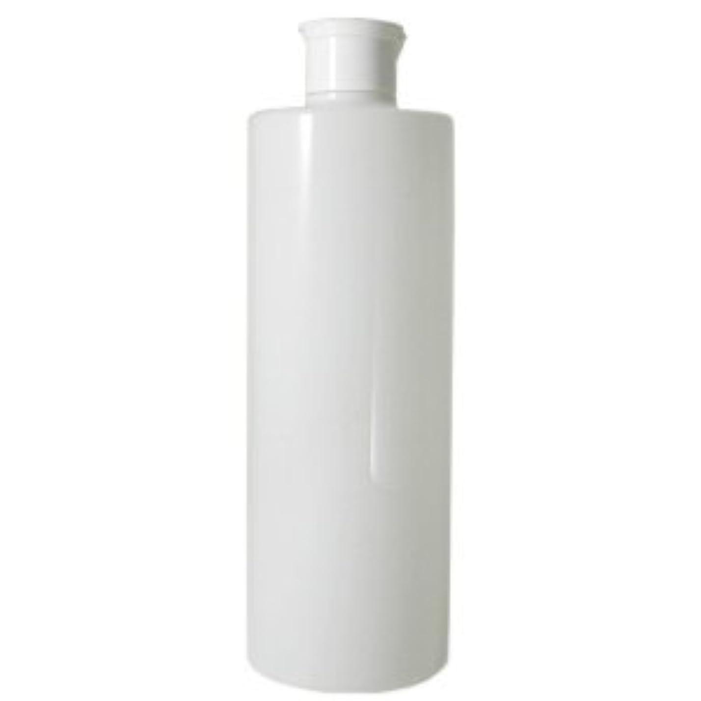 突破口郵便屋さんすり減るワンタッチキャップ 乳白半透明容器 500ml