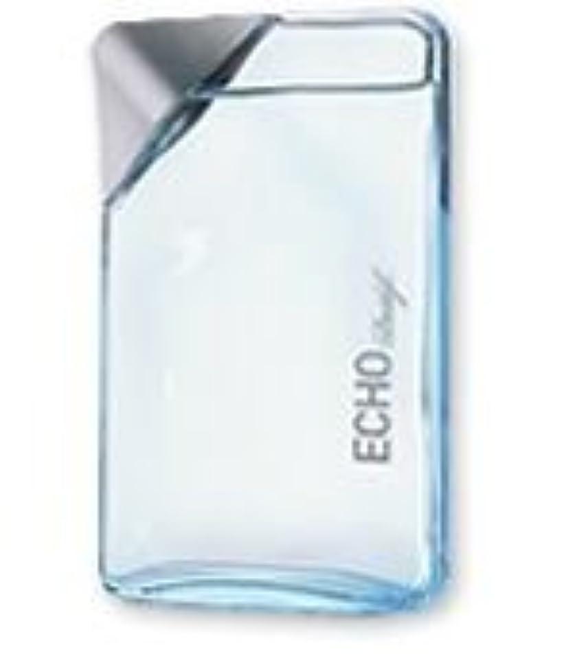 摘む心理的ご予約Echo (エコー) 0.34 oz EDT Mini(ミニチュア) by Davidoff for Men