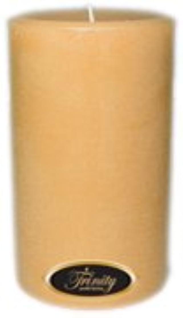 ピアニスト弱いアフリカ人Trinity Candle工場 – サンダルウッド – Pillar Candle – 4 x 6