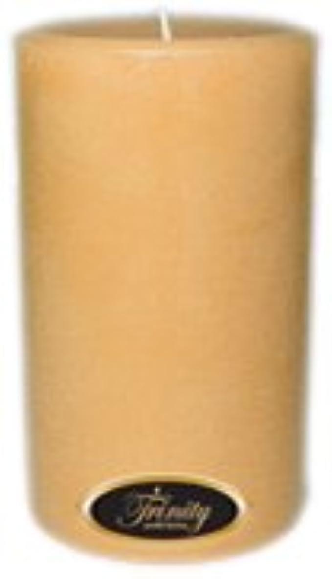 歴史家すごい何もないTrinity Candle工場 – サンダルウッド – Pillar Candle – 4 x 6