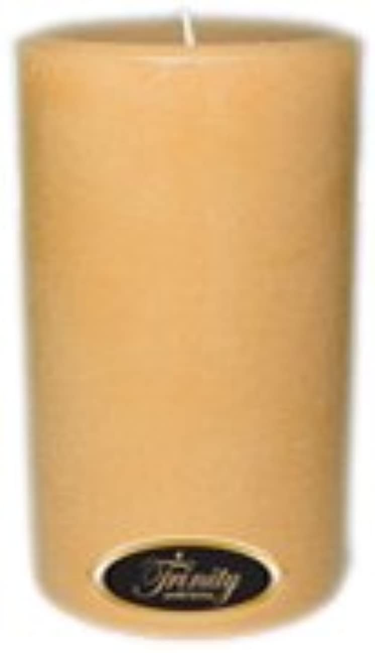 傾く花婿尊敬するTrinity Candle工場 – サンダルウッド – Pillar Candle – 4 x 6
