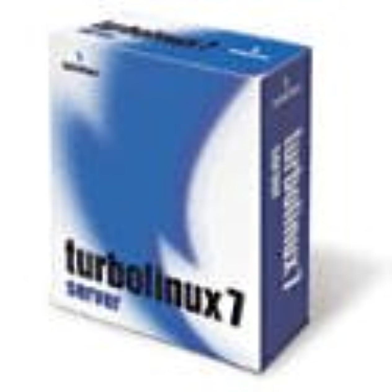 小説家代替案弁護人TurboLinux 7 Server