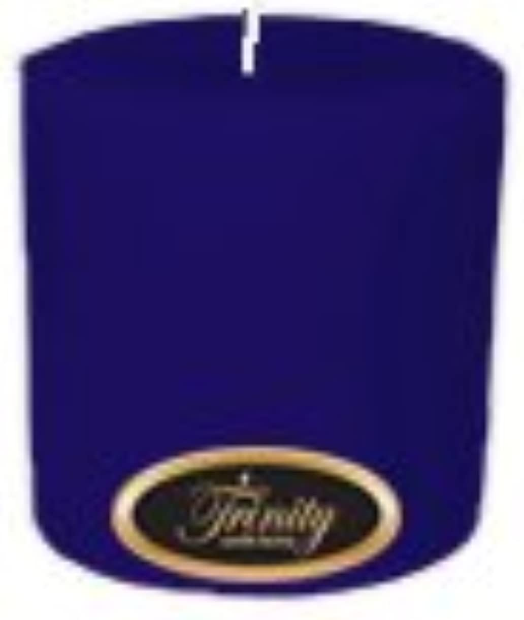 ネクタイ敵意雲Trinity Candle工場 – Blueberry Fields – Pillar Candle – 4 x 4