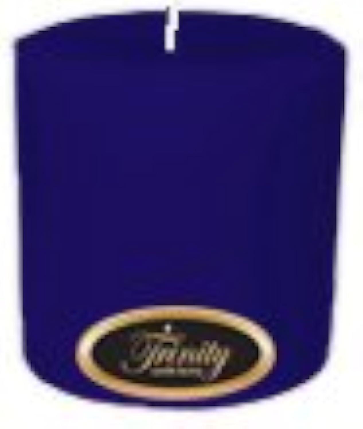 パラシュートする必要があるテクニカルTrinity Candle工場 – Blueberry Fields – Pillar Candle – 4 x 4