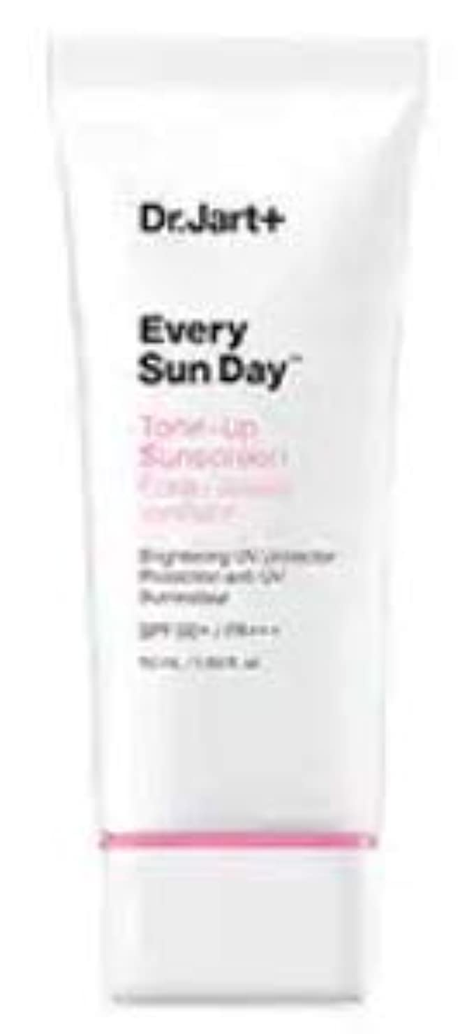 流星騒乱スタウト[Dr.Jart+] Every Sun Day Tone-up Sunscreen 50ml / エブリサンデイトンアップサンスクリーン50ml [並行輸入品]