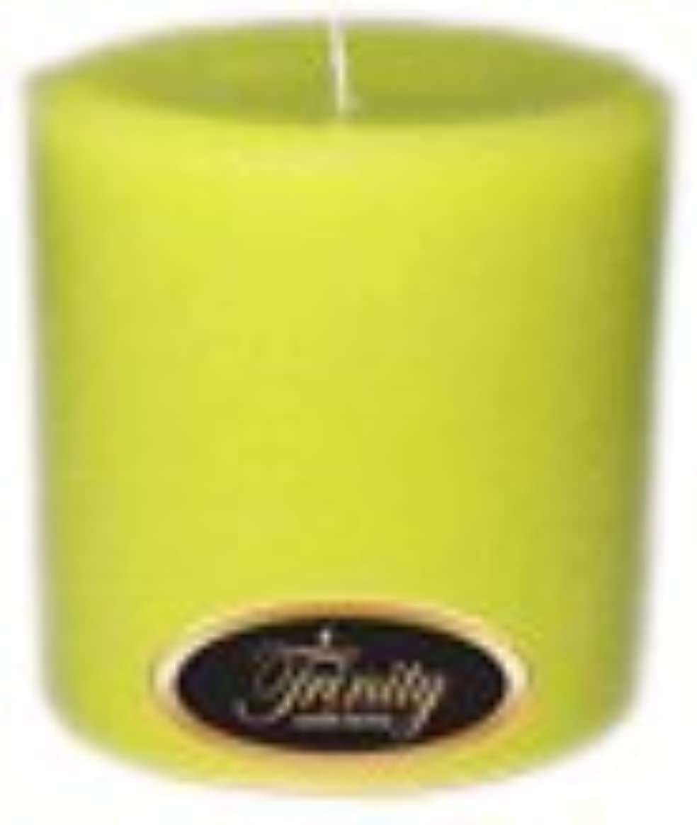 ミキサー理由粒子Trinity Candle工場 – レモングラス – Pillar Candle – 4 x 4