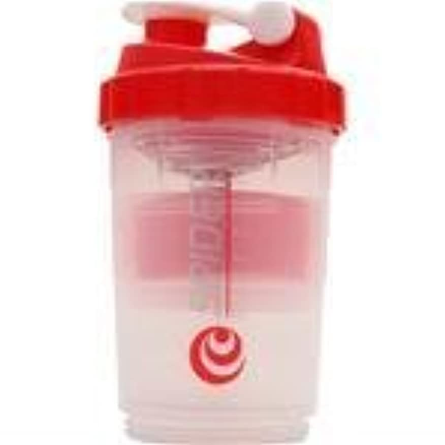 装置ケージ素晴らしい二個セットVital Care Spider Bottle Mini2Go Shaker (25fl.oz.)