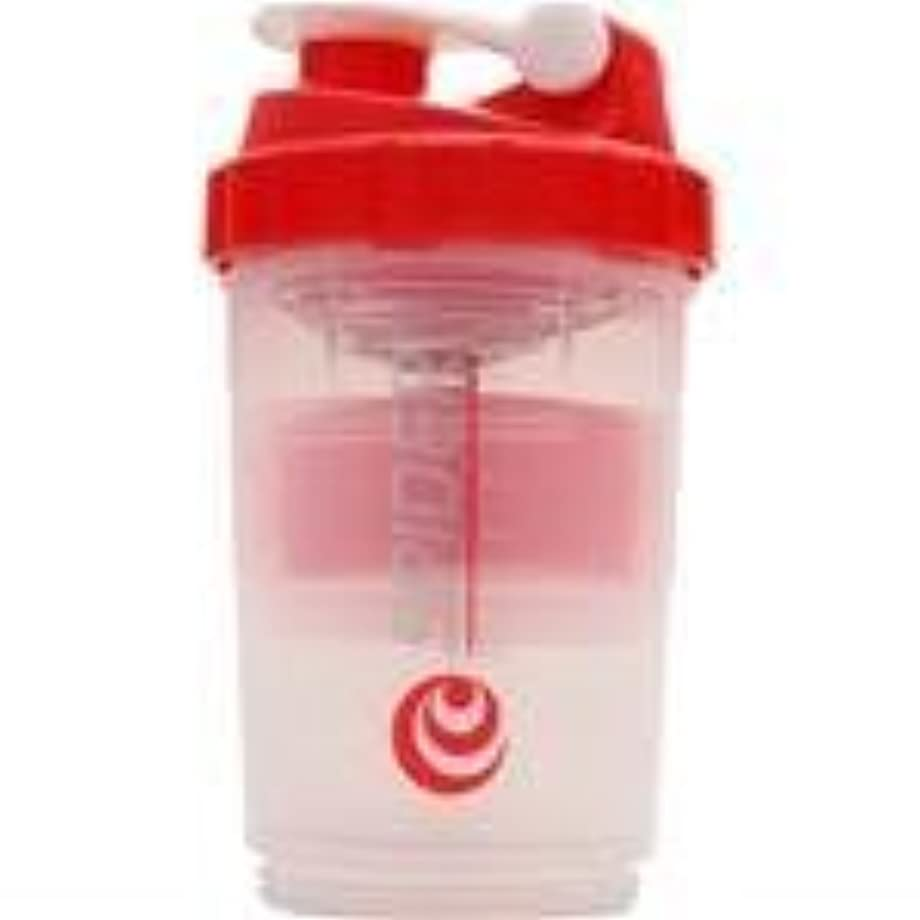 ポンド草すり減る二個セットVital Care Spider Bottle Mini2Go Shaker (25fl.oz.)