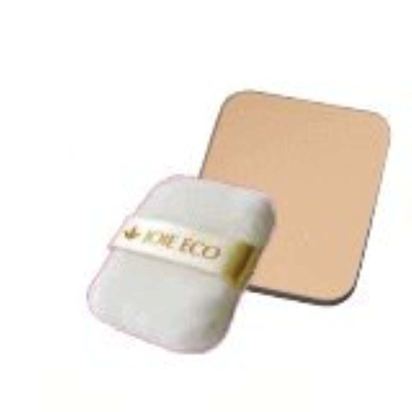 拮抗迷彩心からビーバンジョア ジョアエコ411Y UV光リフレクトパウダー リフィル/パフ付き 11g(ふわパフ付き)