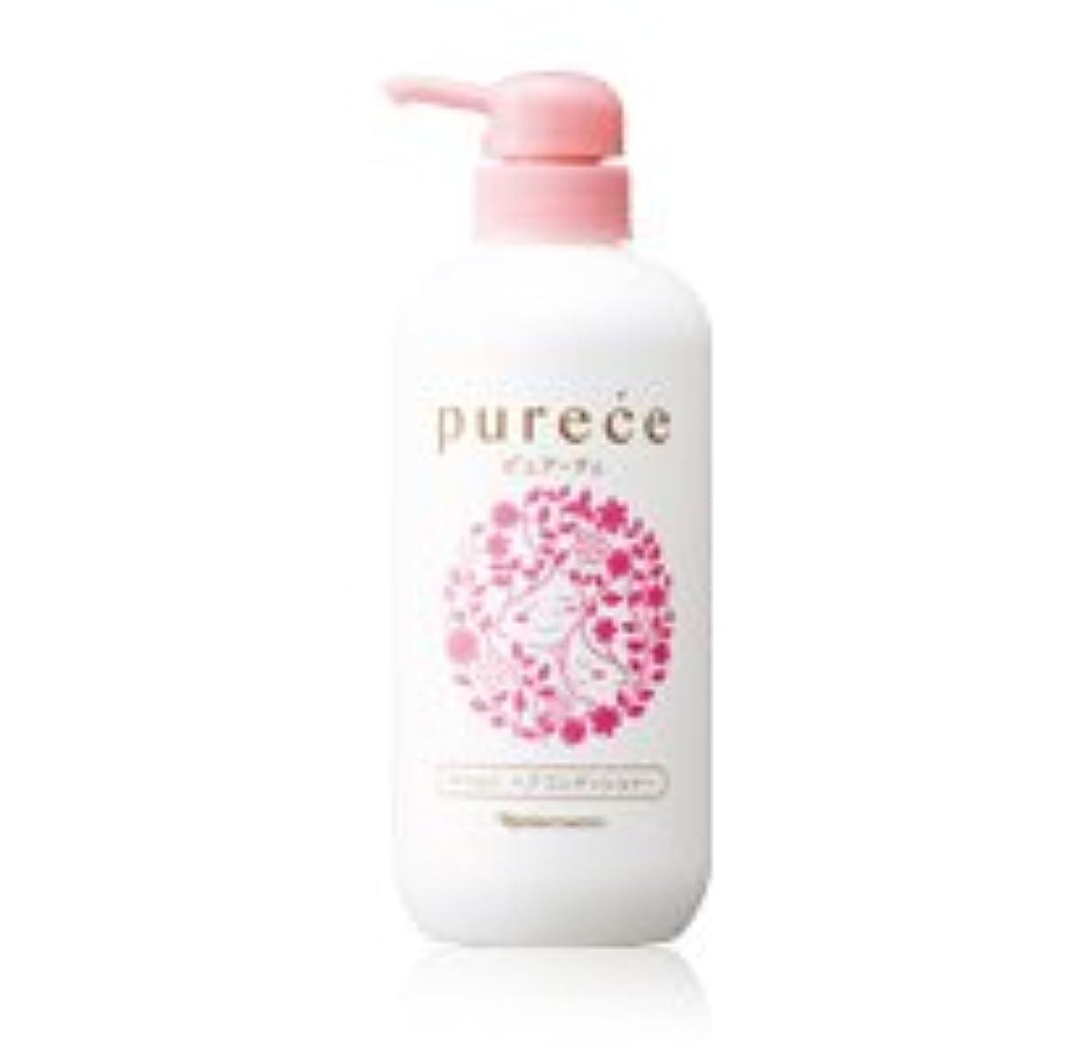 ぼかすコテージ健康的ナリス化粧品 ピュアーチェ(PURECE) マイルドヘアコンディショナー FS 550ml [本体]