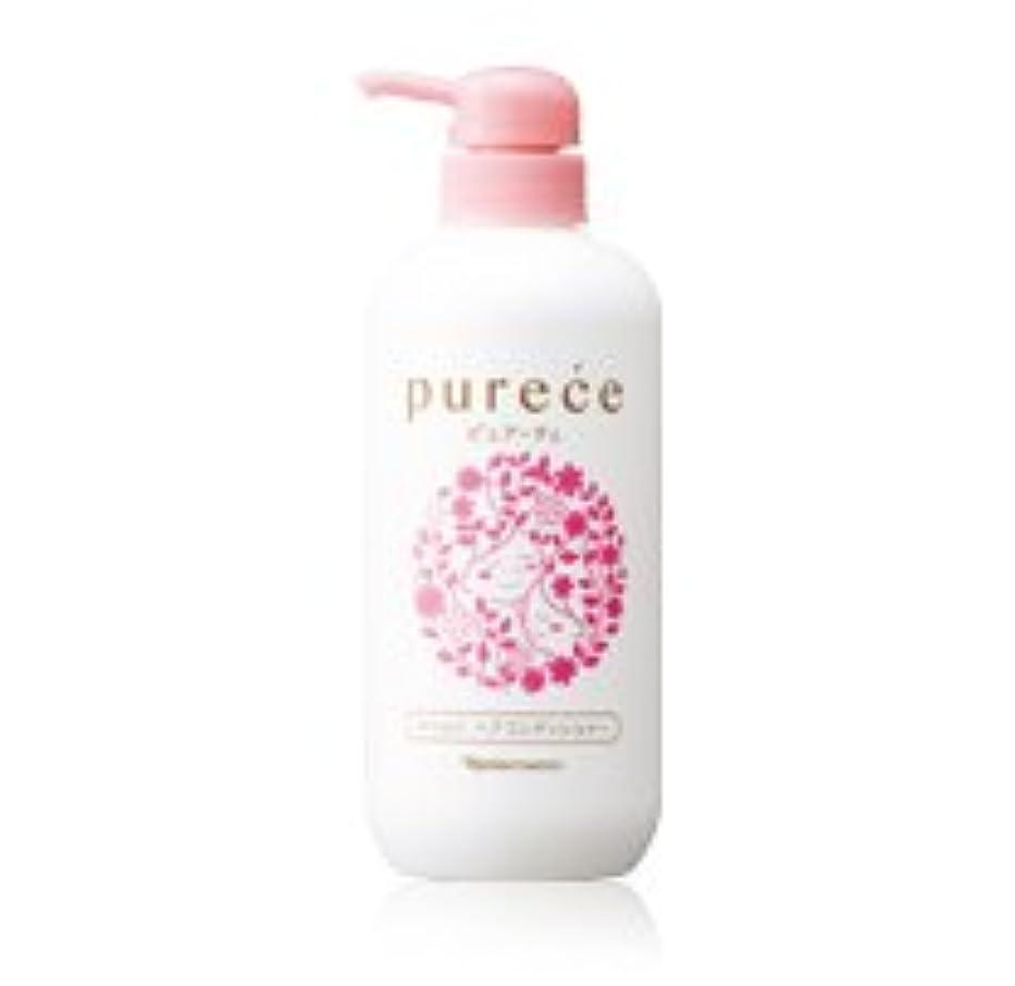 みがきます予見するできたナリス化粧品 ピュアーチェ(PURECE) マイルドヘアコンディショナー FS 550ml [本体]