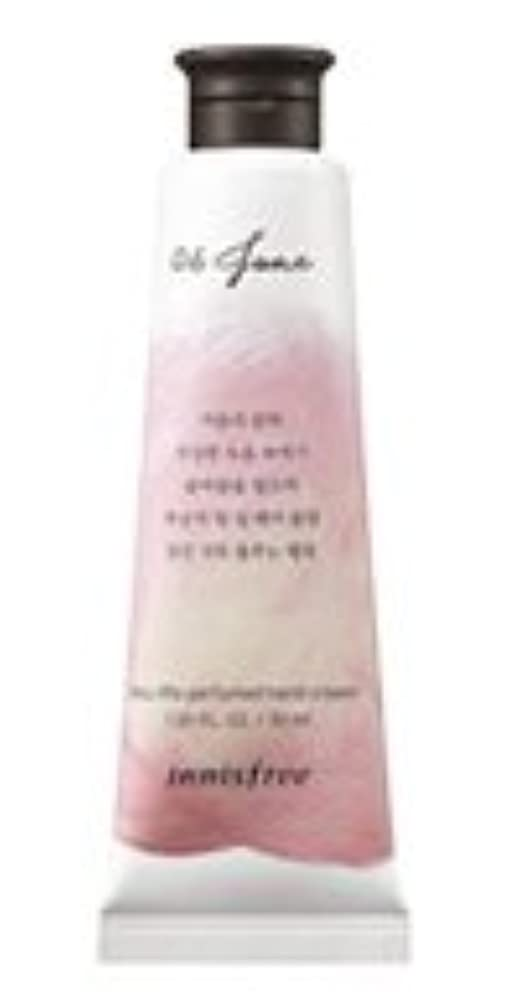 微生物スープ模索Innisfree Jeju life Perfumed Hand Cream (6月 桃) / イニスフリー 済州ライフ パフューム ハンドクリーム 30ml [並行輸入品]