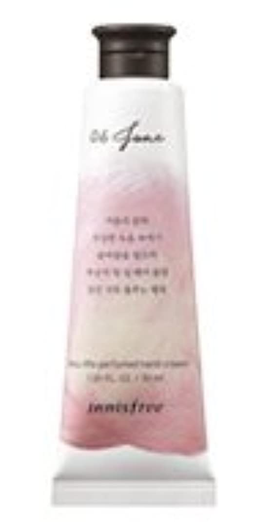 代表チップ勇者[1+1] イニスフリー 済州ライフパフューム ハンドクリーム (6月 桃) / Innisfree Jeju life Perfumed Hand Cream 30ml [並行輸入品]