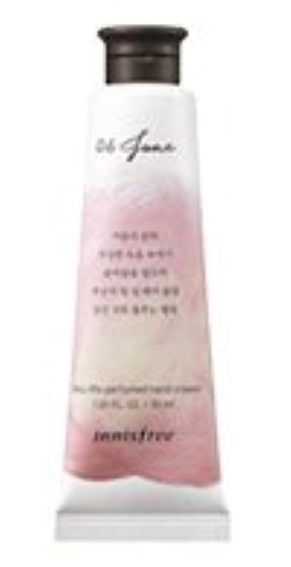 代わりのプリーツ本気Innisfree Jeju life Perfumed Hand Cream (6月 桃) / イニスフリー 済州ライフ パフューム ハンドクリーム 30ml [並行輸入品]