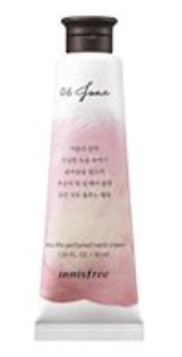 増強する豊富に無意識Innisfree Jeju life Perfumed Hand Cream (6月 桃) / イニスフリー 済州ライフ パフューム ハンドクリーム 30ml [並行輸入品]