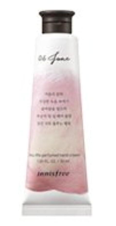分注する農学蒸し器[1+1] イニスフリー 済州ライフパフューム ハンドクリーム (6月 桃) / Innisfree Jeju life Perfumed Hand Cream 30ml [並行輸入品]