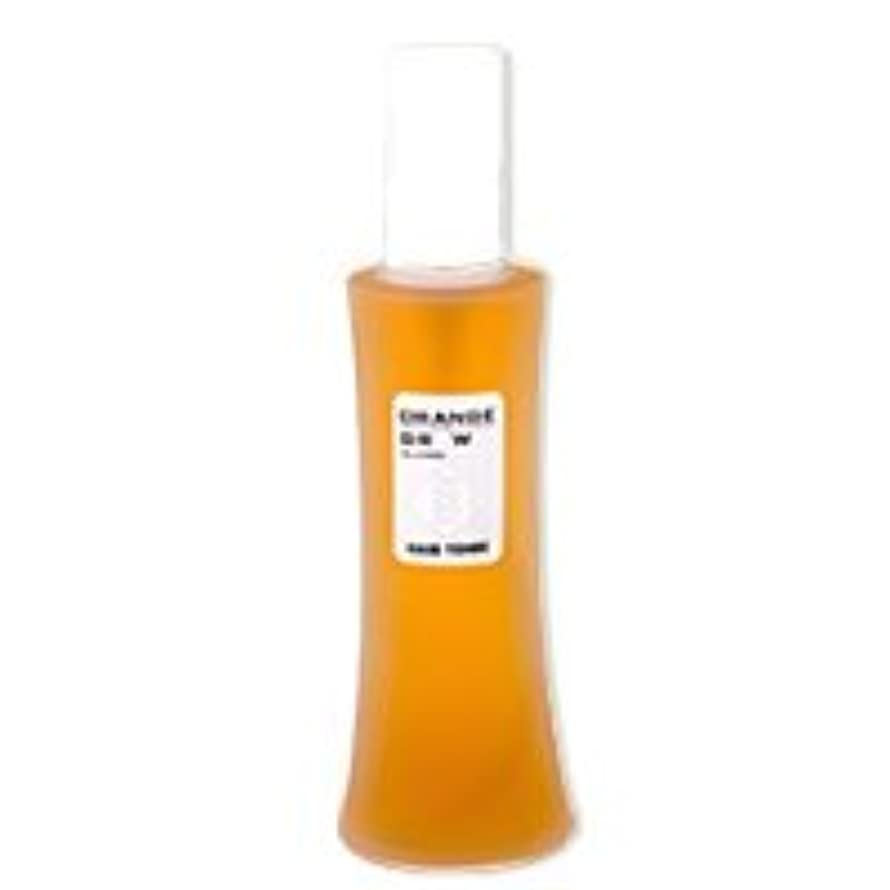 添加誤試験オレンジグロウ ヘアートニック120ml×1本