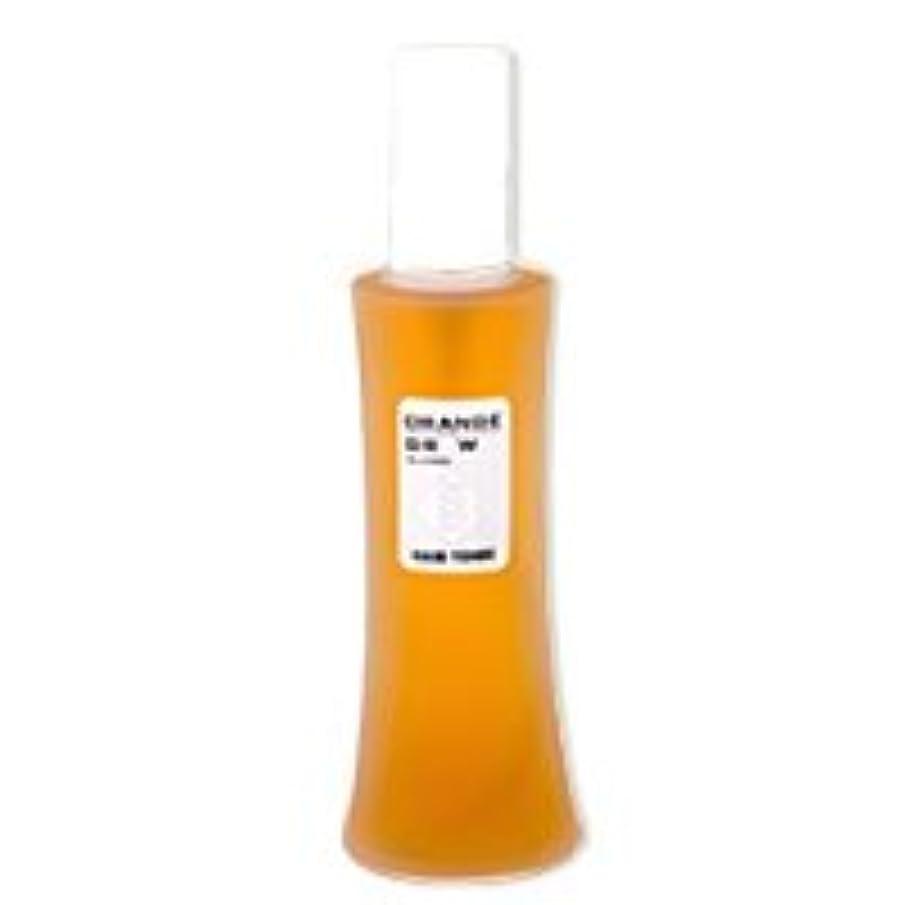 花輪小さなとしてオレンジグロウ ヘアートニック120ml×1本