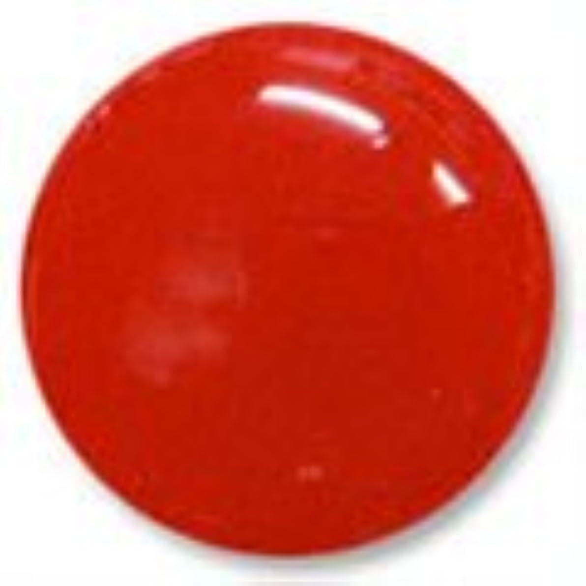 おばさん触手慎重GoGoレッド ソークオフジェル(ソフトジェル)LED/UV対応 8g NC003