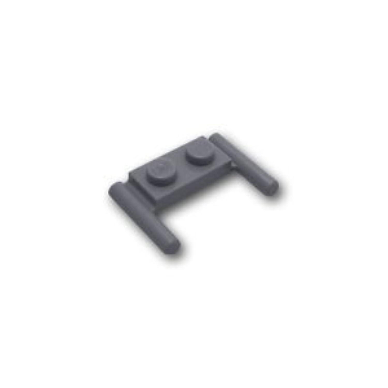 レゴブロックパーツ プレート 1 x 2 ミニハンドル:[Dark Bluish Gray / ダークグレー]【並行輸入品】