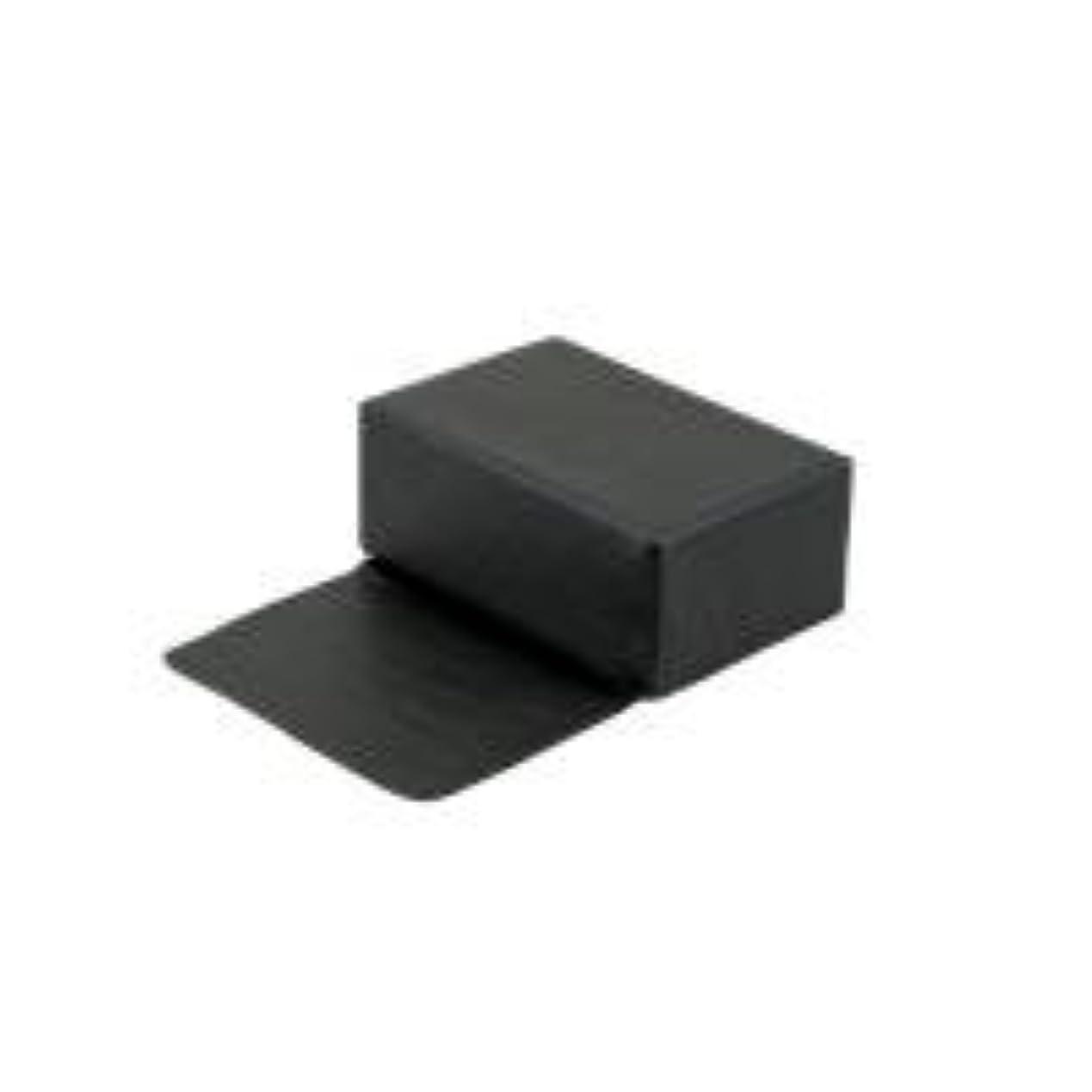 ドリル定義するフラップ子供補助イス(マット付き) ブラック65140
