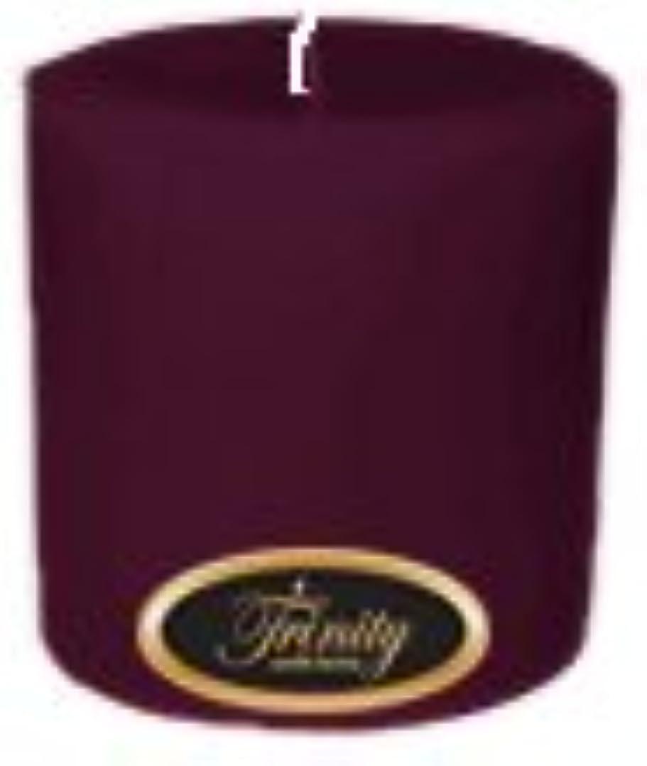 どちらか満足させるフクロウTrinity Candle工場 – Wisteria – Pillar Candle – 4 x 4