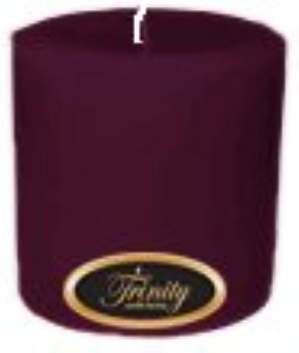 認める政治家優勢Trinity Candle工場 – Wisteria – Pillar Candle – 4 x 4