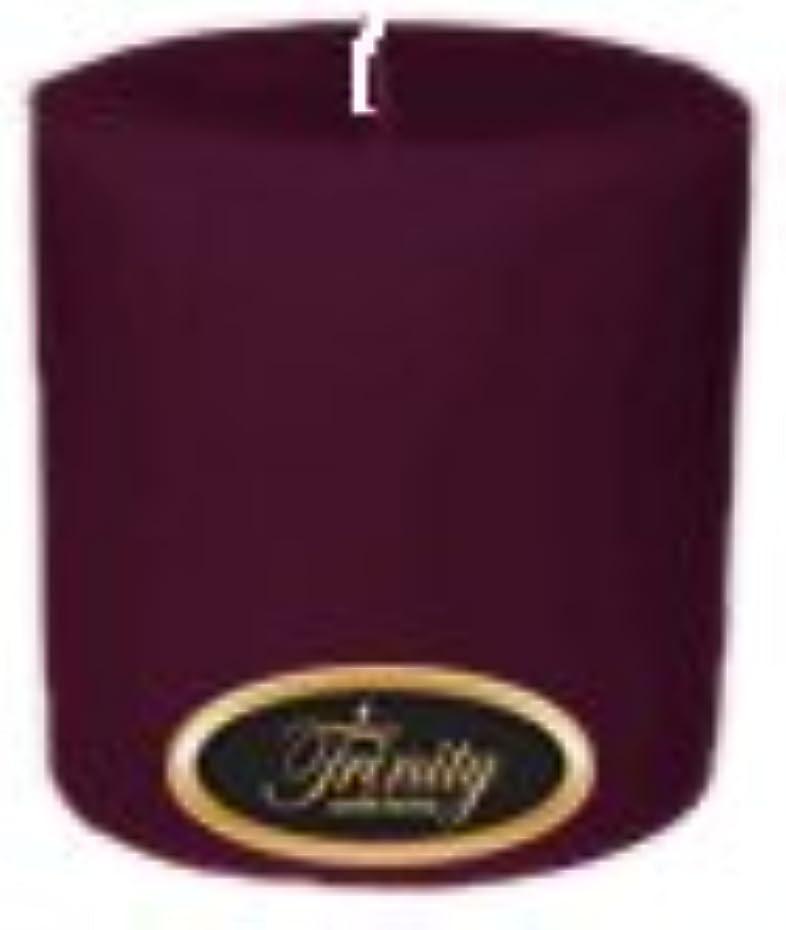 管理者検査私たちTrinity Candle工場 – Wisteria – Pillar Candle – 4 x 4