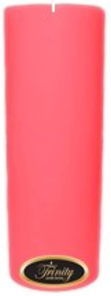 寸法許可差別的Trinity Candle工場 – Sweet Pea – Pillar Candle – 3 x 9