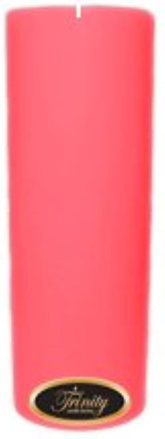 マングル混乱制約Trinity Candle工場 – Sweet Pea – Pillar Candle – 3 x 9