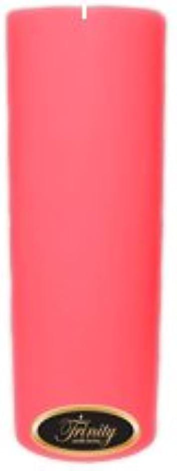 落ち着かない好き松の木Trinity Candle工場 – Sweet Pea – Pillar Candle – 3 x 9