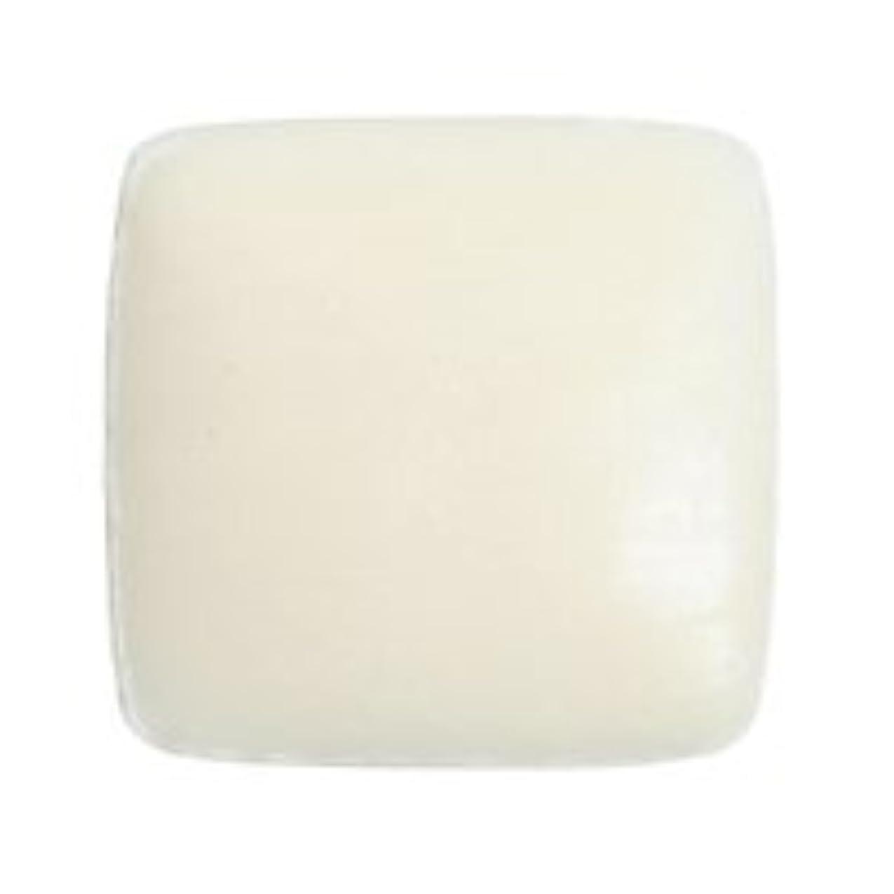 見かけ上解放反対するドクターY ホワイトクレイソープ80g 固形石鹸