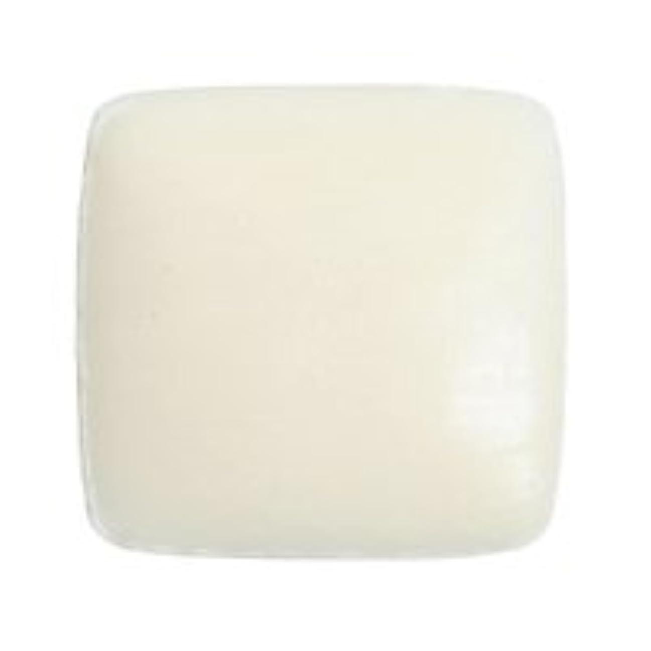 絞る権威つぼみドクターY ホワイトクレイソープ80g 固形石鹸