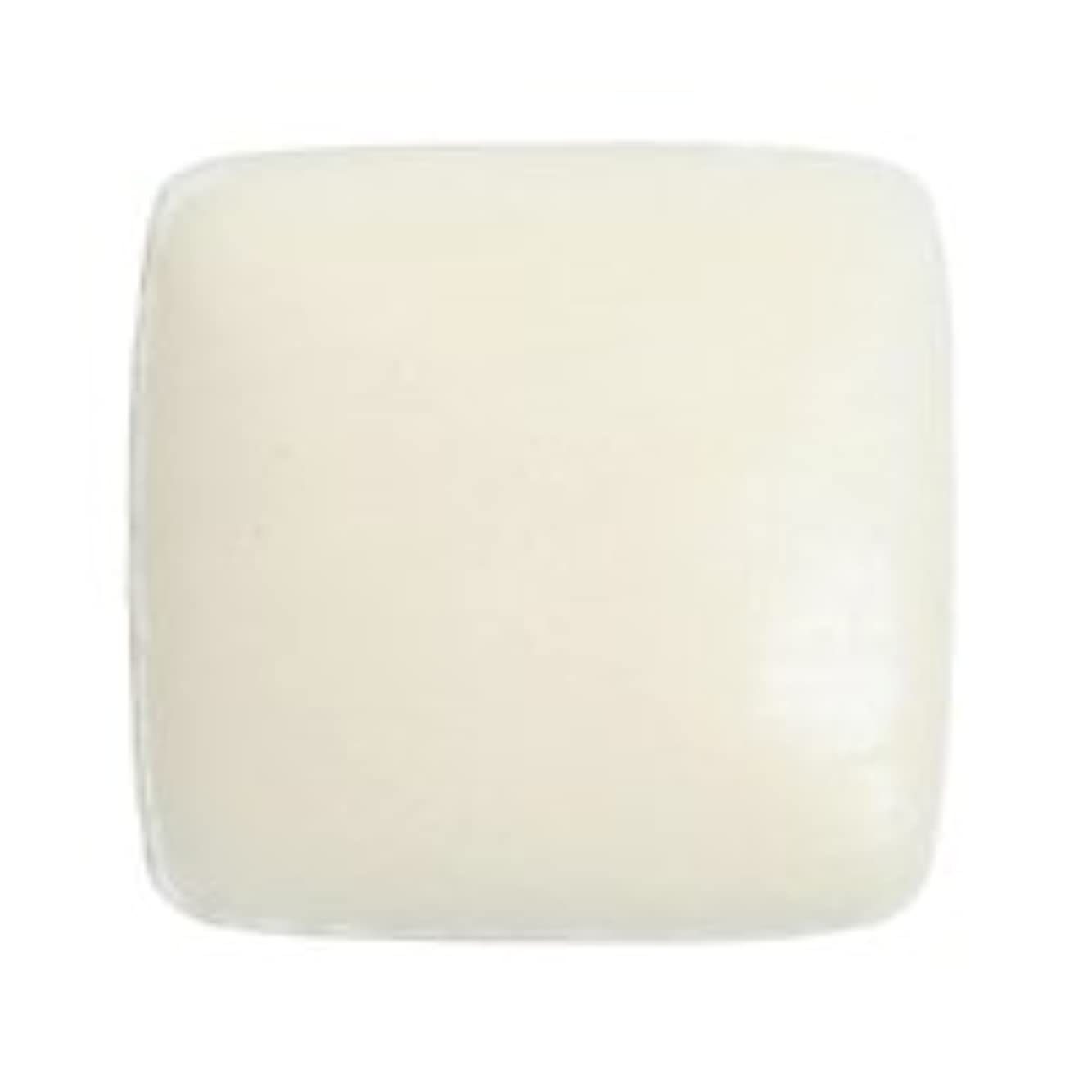 地雷原ベッドを作る首相ドクターY ホワイトクレイソープ80g 固形石鹸