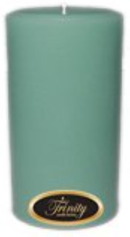 電子レンジソフトウェア受け入れるTrinity Candle工場 – Morning Mist – Pillar Candle – 3 x 6