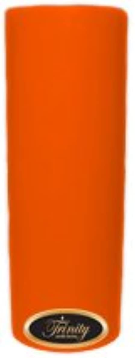 Trinity Candle工場 – フロリダオレンジ – Pillar Candle – 3 x 9