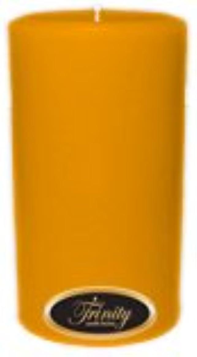 苦しみ超える驚いたTrinity Candle工場 – ジャスミン – Pillar Candle – 3 x 6