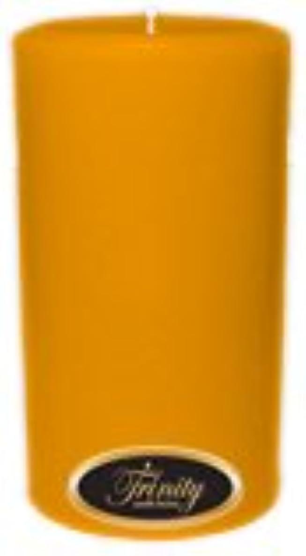 窓閉じるシルクTrinity Candle工場 – ジャスミン – Pillar Candle – 3 x 6