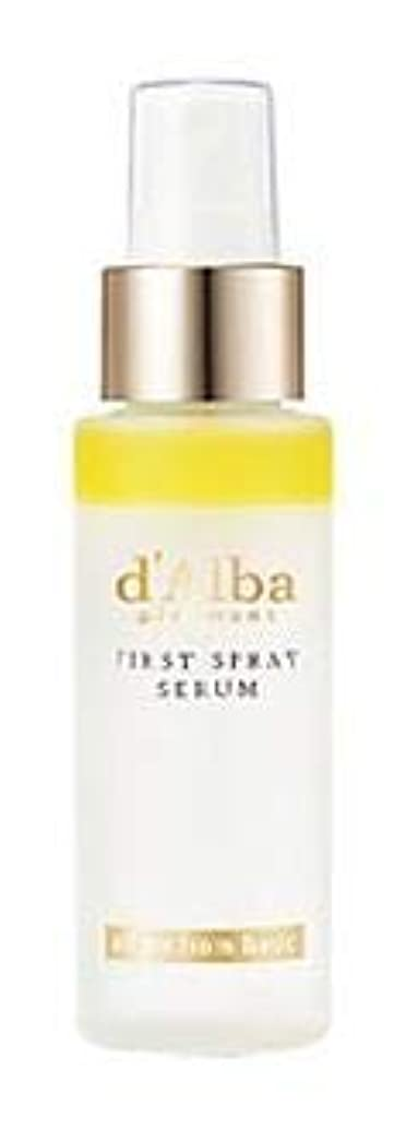 [dAlba] White truffle Mist Serum 50ml /[ダルバ] ホワイト トラプル ミスト セラム 50ml [並行輸入品]