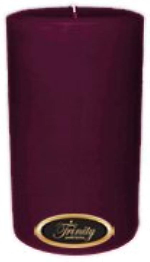 ベジタリアン記者墓地Trinity Candle工場 – Wisteria – Pillar Candle – 4 x 6